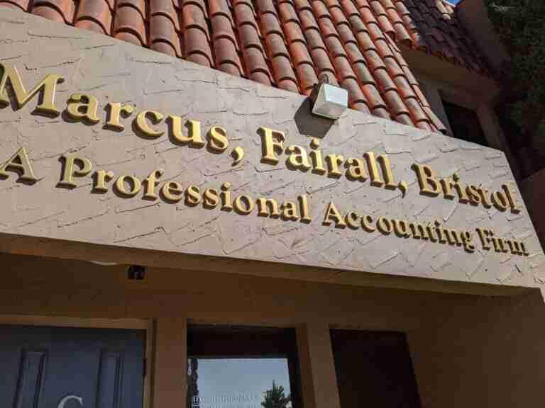 Marcus, Fairall, Bristol + Co., PLLC