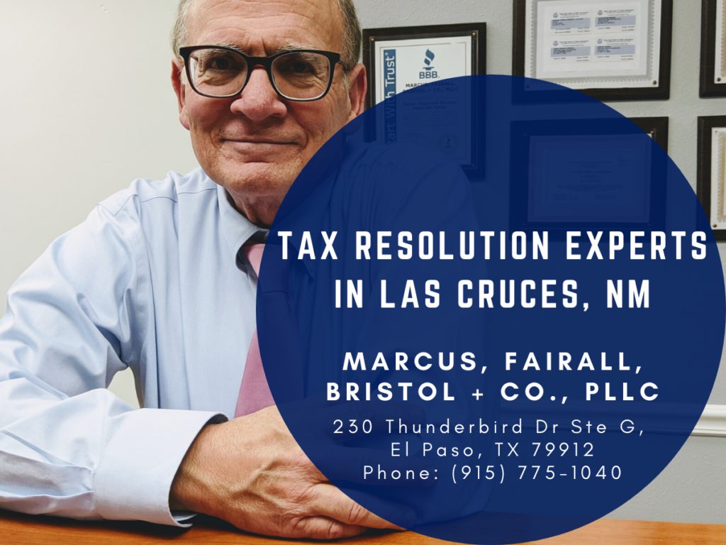 tax resolution experts in las cruces nm