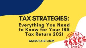 Tax Strategies_2021